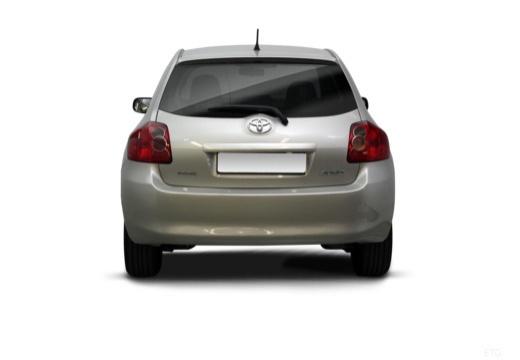 Toyota Auris I hatchback tylny