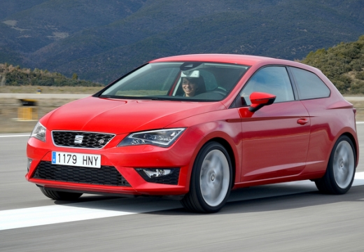 SEAT Leon SC 2.0 TDI FR Start/Stop DSG Hatchback IV 150KM (diesel)