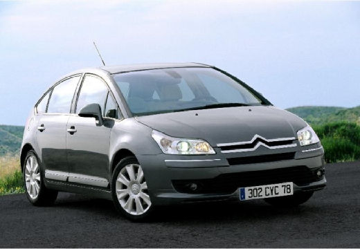 CITROEN C4 1.6 HDi SX Hatchback I 110KM (diesel)