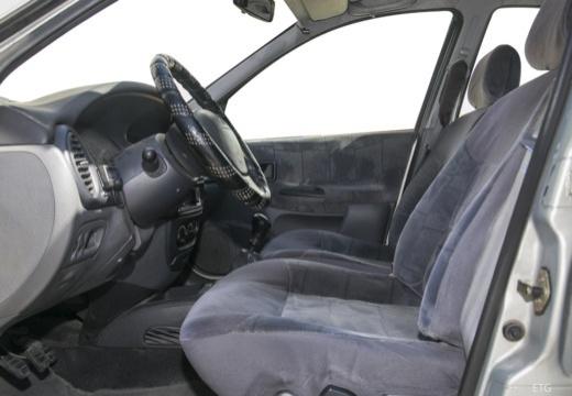 RENAULT Megane Classic III sedan wnętrze