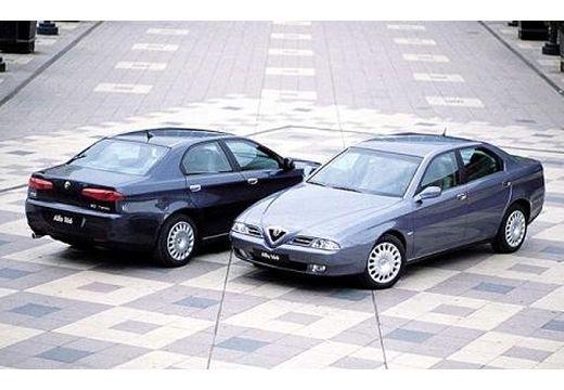 ALFA ROMEO 166 sedan
