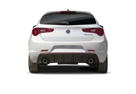 ALFA ROMEO Giulietta III hatchback tylny