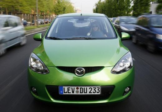 MAZDA 2 1.3 Exclusive Hatchback II 1.4 86KM (benzyna)