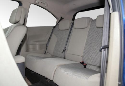 RENAULT Megane II II hatchback wnętrze