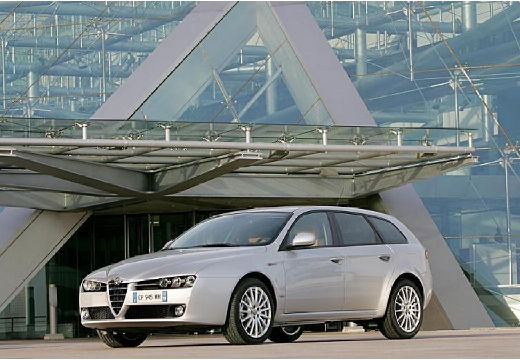 ALFA ROMEO 159 2.4JTDM ti Kombi Sportwagon 210KM (diesel)