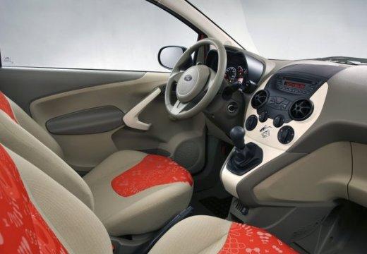 FORD Ka II hatchback tablica rozdzielcza