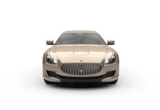 MASERATI Quattroporte sedan przedni