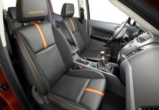 FORD Ranger pickup wnętrze
