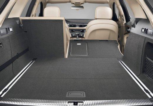AUDI A6 Avant C7 I kombi przestrzeń załadunkowa