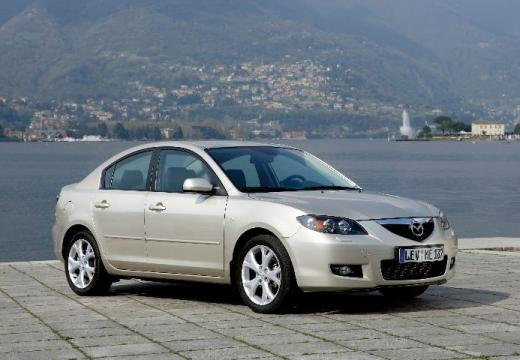 MAZDA 3 1.6 Exclusive Sedan II 105KM (benzyna)