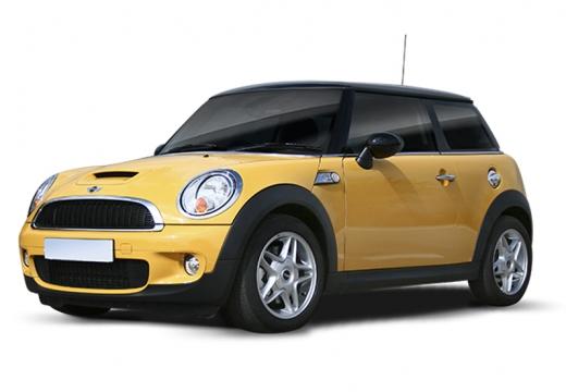 MINI [BMW] Mini MINI One III hatchback żółty