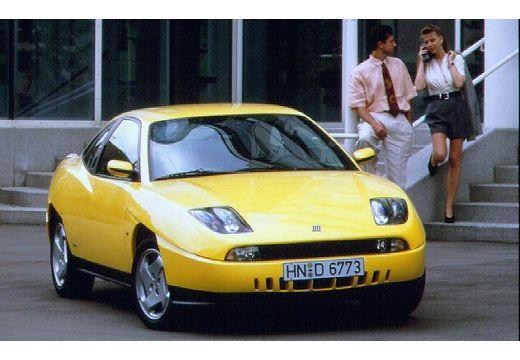 FIAT Coup e coupe przedni prawy