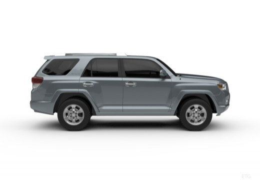 Toyota 4Runner kombi boczny prawy