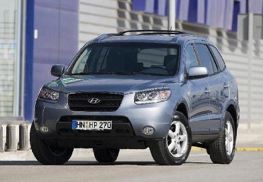 HYUNDAI Santa Fe 3.3 V6 SE Kombi II 3.4 242KM (benzyna)