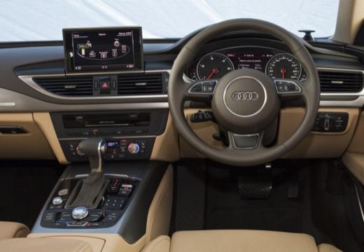 AUDI A7 Sportback I hatchback tablica rozdzielcza