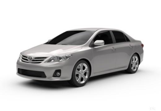 Toyota Corolla II sedan przedni lewy
