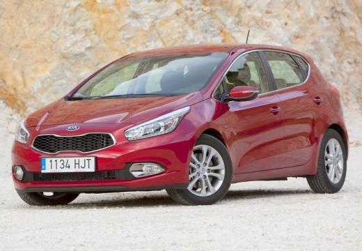 KIA Ceed 1.4 M Hatchback III 100KM (benzyna)
