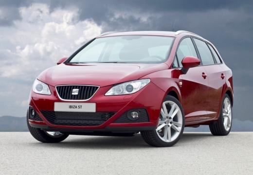SEAT Ibiza 1.6 TDI DPF Style Kombi ST I 90KM (diesel)
