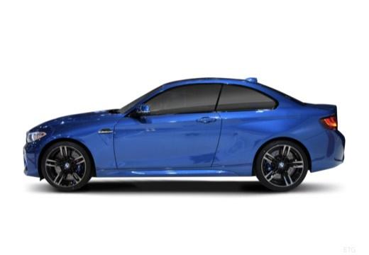BMW Seria 2 F22 I coupe boczny lewy