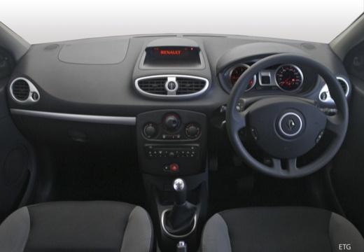 RENAULT Clio III II hatchback tablica rozdzielcza