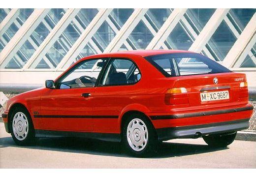 BMW 316i Hatchback Compact E36 1.6 102KM (benzyna)