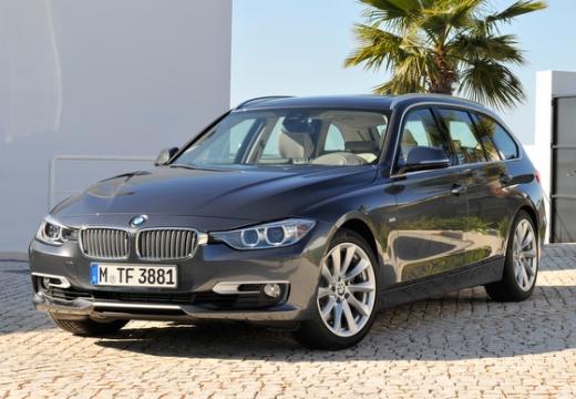 BMW Seria 3 Touring F31 I kombi silver grey przedni lewy