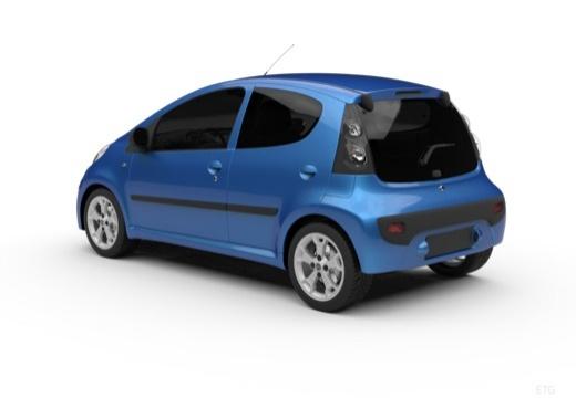 CITROEN C1 III hatchback tylny lewy