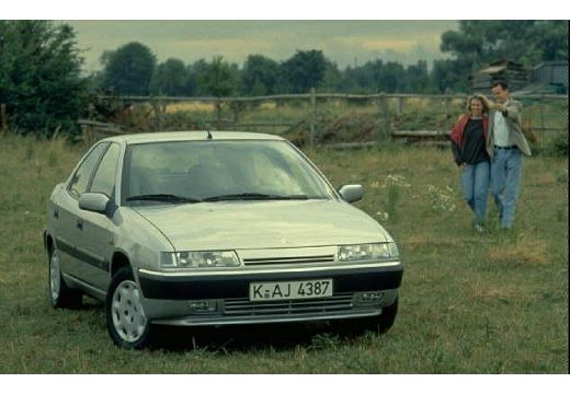 CITROEN Xantia hatchback przedni prawy