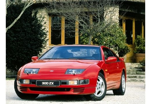 NISSAN 300 ZX Twin Turbo T-Bar Targa II 3.0 283KM (benzyna)