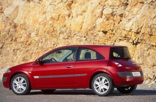 RENAULT Megane II 1.5 dCi Luxe Expression Hatchback I 105KM (diesel)