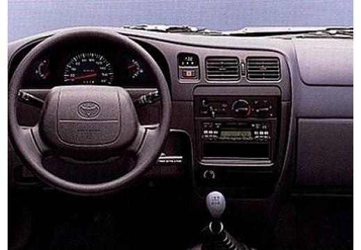Toyota HiLux I pickup tablica rozdzielcza