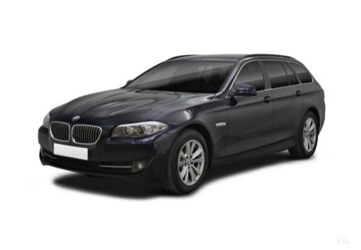 BMW Seria 5 Touring F11 I kombi przedni lewy