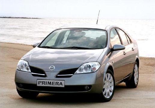 NISSAN Primera 1.6 Visia Hatchback V 109KM (benzyna)