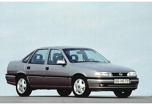 OPEL Vectra A I sedan szary ciemny przedni prawy