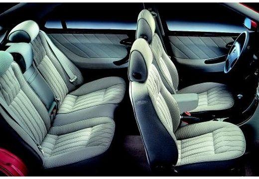 LANCIA Lybra I sedan wnętrze