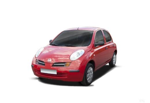 NISSAN Micra V hatchback przedni lewy