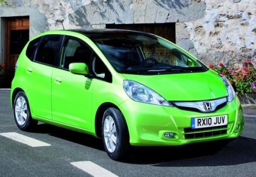 HONDA Jazz hatchback zielony przedni prawy
