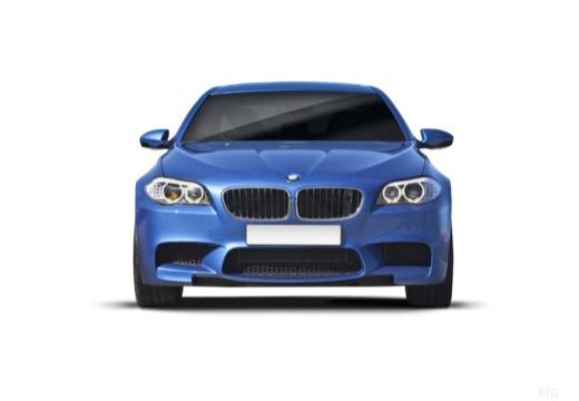 BMW Seria 5 F10 II sedan przedni