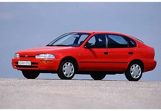 Toyota Corolla Hatchback Liftback III