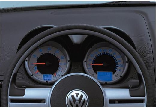 VOLKSWAGEN Lupo hatchback tablica rozdzielcza
