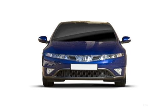 HONDA Civic VII hatchback przedni