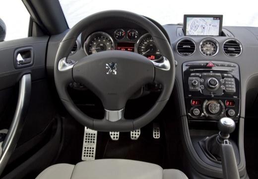PEUGEOT RCZ coupe tablica rozdzielcza