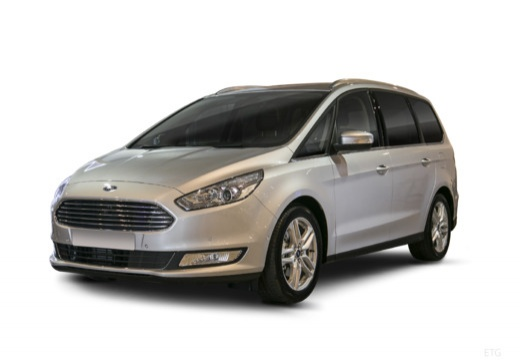 FORD Galaxy V van