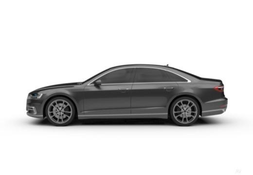 AUDI A8 4N sedan boczny lewy