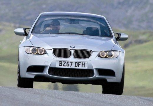 BMW Seria 3 E90 I sedan silver grey przedni