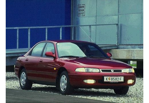 MAZDA 626 1.9 LX Sedan III 90KM (benzyna)