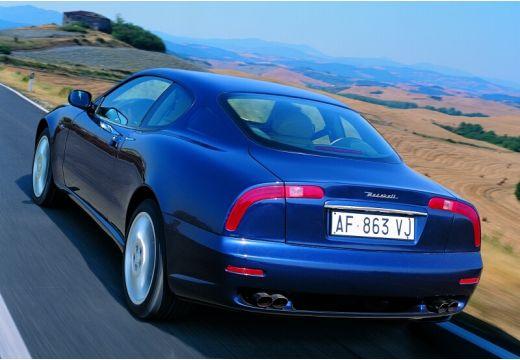 MASERATI 3200 I coupe niebieski jasny tylny lewy