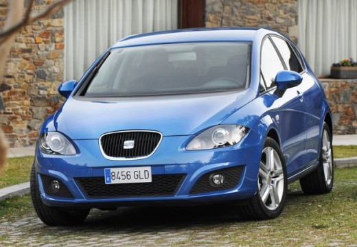 SEAT Leon 2.0 TDI Style DSG Hatchback III 140KM (diesel)
