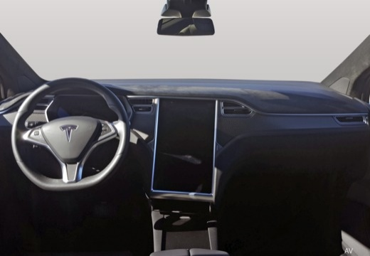 TESLA Model X I hatchback tablica rozdzielcza
