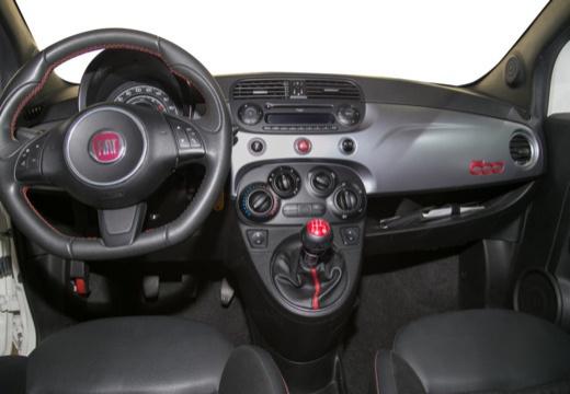 FIAT 500 I hatchback tablica rozdzielcza